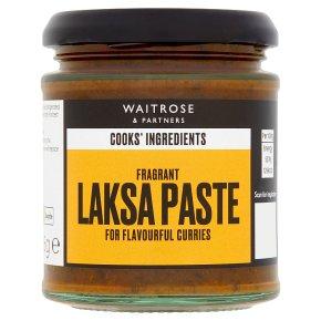 Waitrose Cooks' Ingredients laksa paste