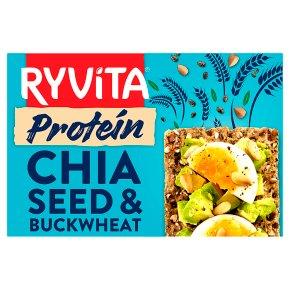 Ryvita Protein Chia Seed & Buckwheat