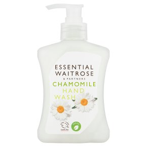 essential Waitrose Chamomile Hand Wash
