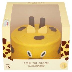 Miraculous Birthday Celebration Cakes Waitrose Partners Funny Birthday Cards Online Inifofree Goldxyz