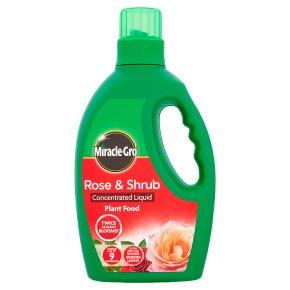Miracle-Gro Rose&Shrub Liquid Plant