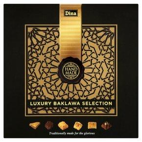 Dina 12 Luxury Baklawa Selection