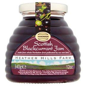 Heather Hills Scottish blackcurrent jam