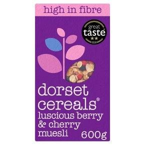 Dorset Cereals Berry & Cherry Muesli