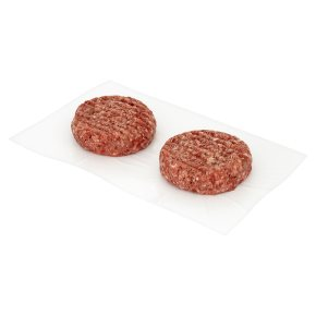 Welsh Black Beef Burger