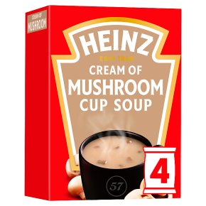 Heinz Cream of Mushroom Cup Soup