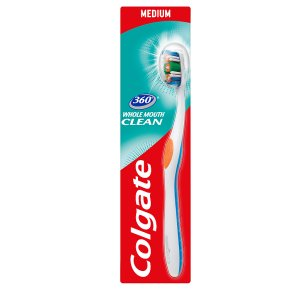 Colgate 360 Whole Clean Toothbrush