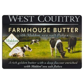 West Country Farmhouse Butter with
