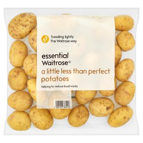 A Little Less Than Perfect Potatoes