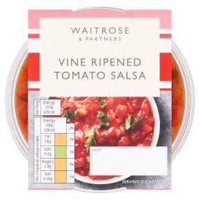 Waitrose vine-ripened tomato salsa