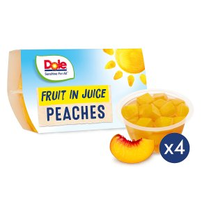 Dole Peaches in Fruit Juice