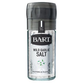 Bart Smokehouse garlic salt mill