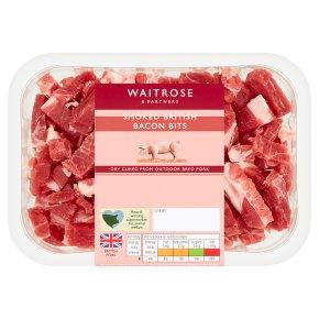 Waitrose Beech Smoked Bacon Bits