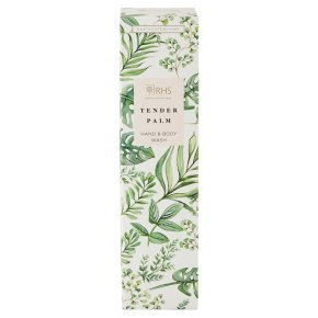 H&Ivory RHS Tender Palm Body Wash