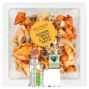 Waitrose Good To Go tomato & basil chicken pasta salad