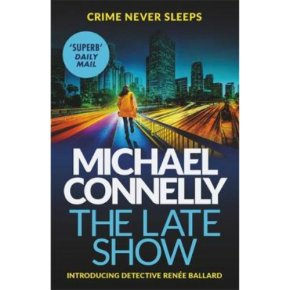 The Late Show Michael Connelly