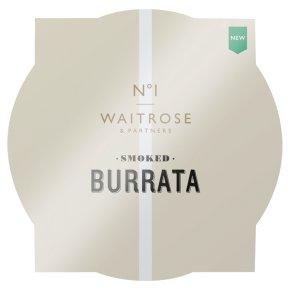 No.1 Smoked Burrata
