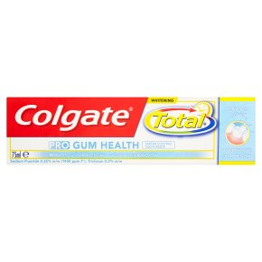 Colgate Total pro gum health whitening toothpaste