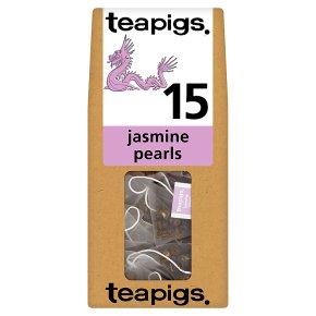 Teapigs jasmine pearls tea 15 tea temples