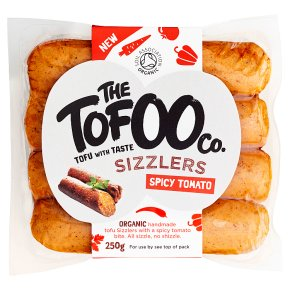 The Tofoo Co. Sizzler Spicy Tomato