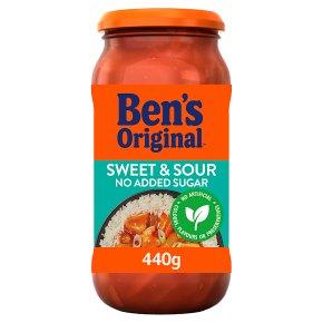 Uncle Ben's light Oriental sweet & sour sauce