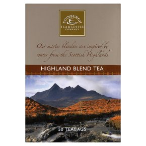 Edinburgh Tea Bags - Highland Blend