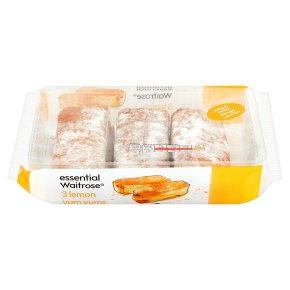 essential Waitrose Lemon Yum Yums