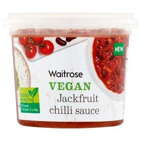 Waitrose Vegan Jackfruit Chilli Sauce