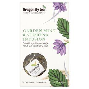 Dragonfly Tea Mint & Verbena Infusion