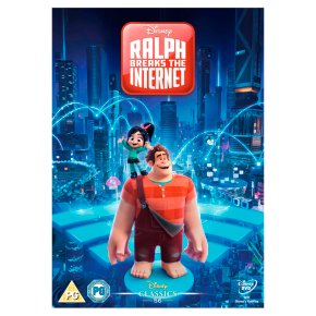 UCA DVD Ralph Breaks The Internet