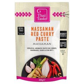 Thai Taste massaman