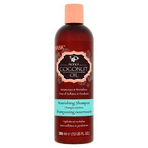 Hask Moni Coconut Oil Shampoo