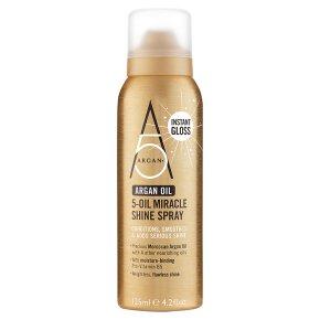 Argan + argan oil miracle shine spray