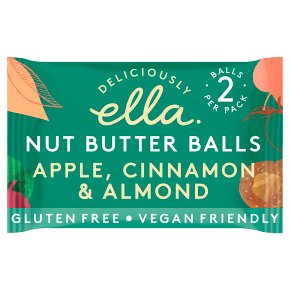 Deliciously Ella Apple Cinnamon Nut Butter Balls