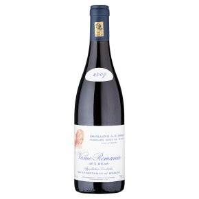 Vosne Romanee Aux Reas, French, Red Wine