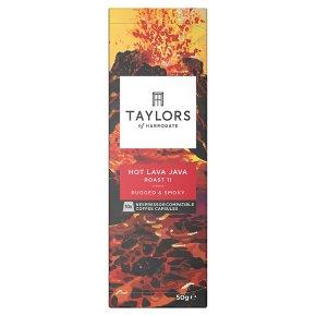 Taylors Hot Lava Java - 10 Capsules