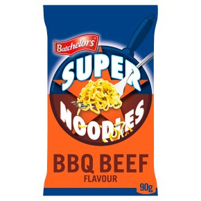 Batchelors BBQ beef super noodles