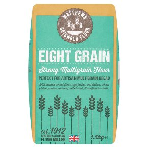 Matthews Cotswold eight grain flour
