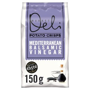 Walkers Market Deli balsamic vinegar sharing crisps