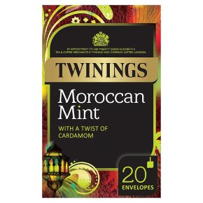 Twinings Moroccan mint 20 envelopes