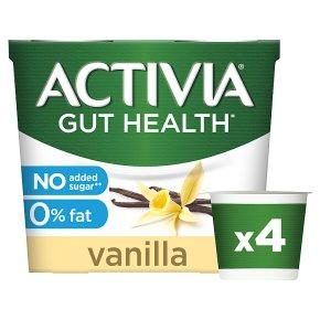 Activia 0% Fat Vanilla