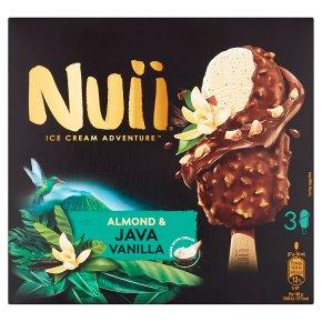 Nuii Almond & Java Vanilla