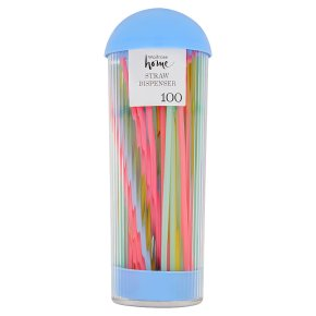 Waitrose Home Straw Dispenser