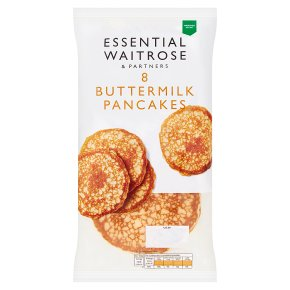 Waitrose 8 buttermilk pancakes