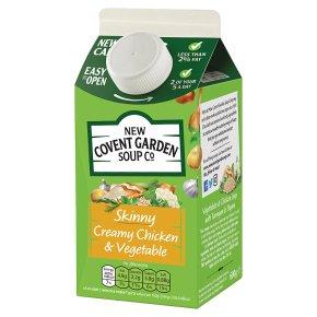 New Covent Garden Skinny Chicken & Vegetable Soup