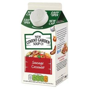 New Covent Garden Sausage Cassoulet