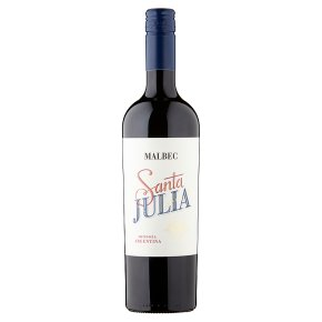 Santa Julia, Malbec, Argentinian, Red Wine