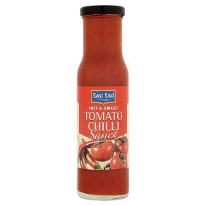 East End tomato chilli sauce