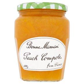 Bonne Maman Peach Compote