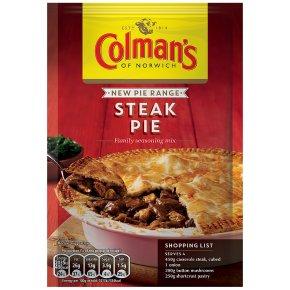 Colman's Steak Pie Seasoning Mix
